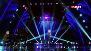 "David and Charice perform ""Lay Me Down"" 