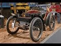 How to start the 1899 Wolseley 3.5hp voiturette
