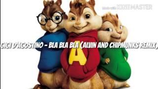 gigi dagostino bla bla bla alvin and chipmunks remix