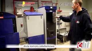 Kocioł na biomasę i paliwo stałe palnik retortowy FUTURA S DUAL