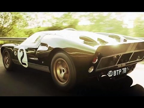 Driving A Ford GT40 To Le Mans - Top Gear Magazine