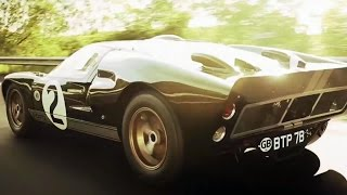 Driving a Ford GT40 to Le Mans   Top Gear Magazine