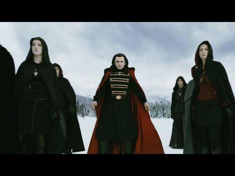 The Twilight Saga's Breaking Dawn Part II  // Lay Lay Lay Lay - Song Of Death