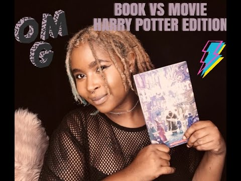 🍿 Top 10 Harry Potter And The Sorcerer Stone Differences: Book Vs Movie 🍿