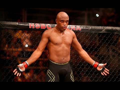 Anderson Silva Highlights The Greatest Fighter Of All Time Bringing Doom Youtube