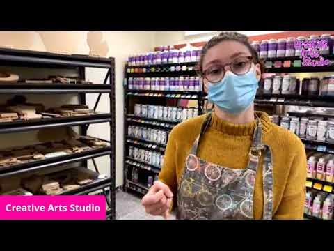 Learn how to do Mosaics! Creative Arts Studio Royal Oak