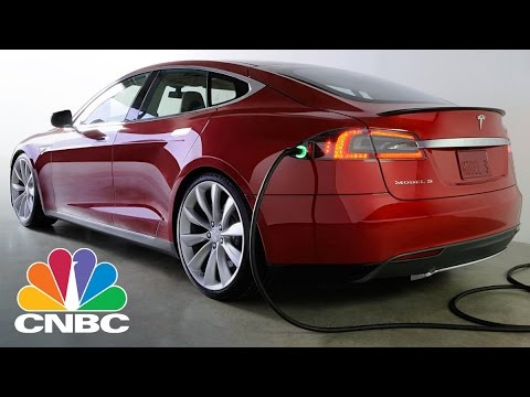 Tesla Is Now The Most Valuable US Automaker: Bottom Line | CNBC