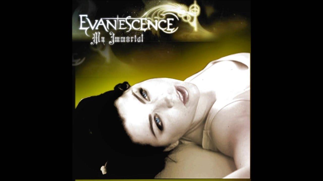 Lyrics of evanescence my immortal