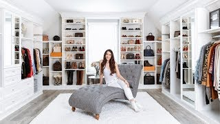 MY DREAM CLOSET REVEAL (Tour & Organization Tips)