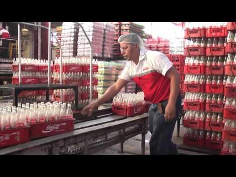 Coca Cola guatemala company