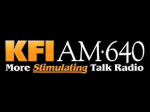 KFI-AM 640 Sign-Off