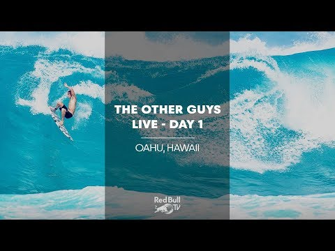 LIVE and Rambling - The Other Guys at Volcom Pipe Pro - Day 1