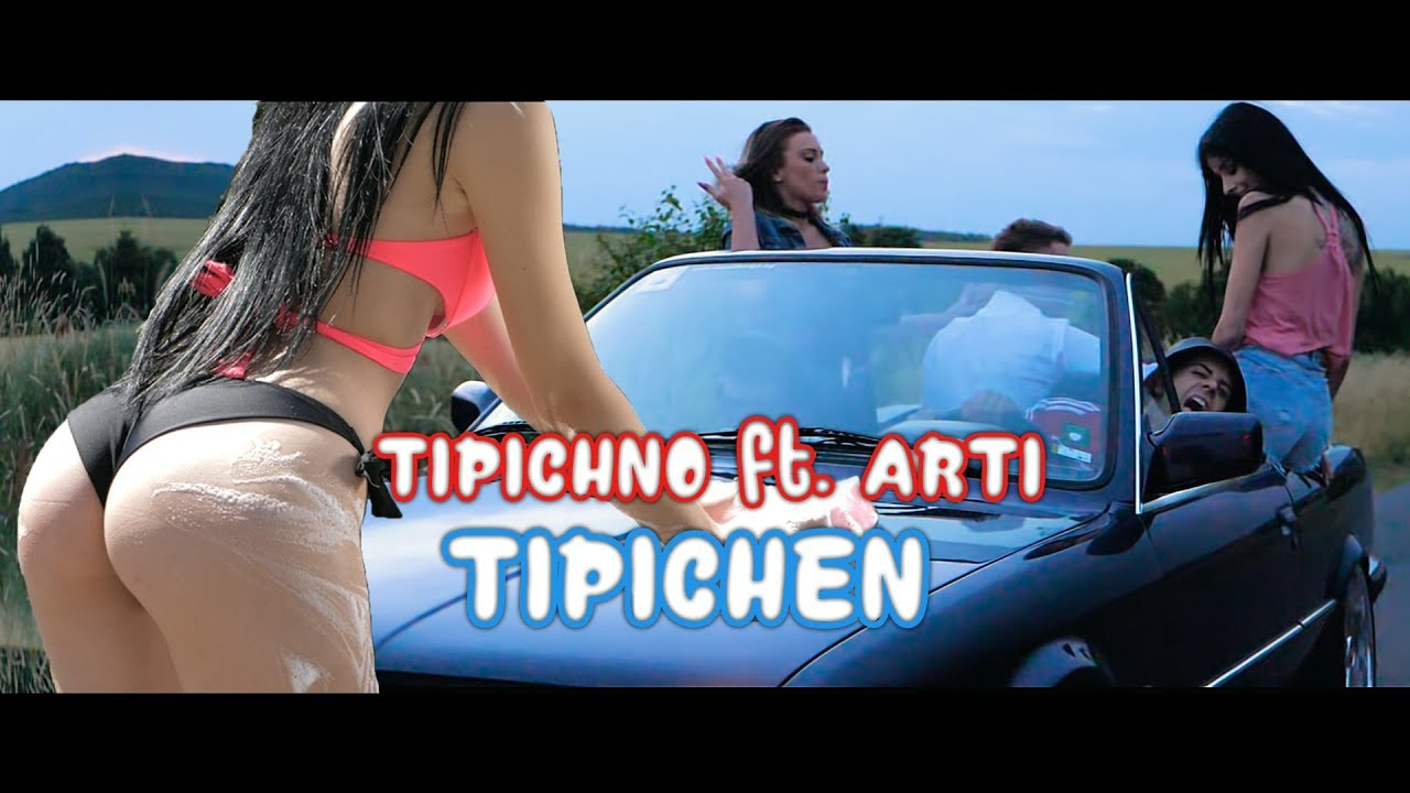 "TIPICHNO - ""TIPICHEN"" feat. ARTi [OFFICIAL MUSIC VIDEO]"