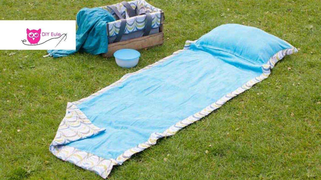 picknickdecke n hen mit kissen diy eule frlein pusteblume youtube. Black Bedroom Furniture Sets. Home Design Ideas