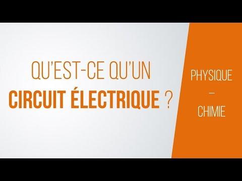Qu'est ce qu'un circuit électrique ? (Physique-Chimie)