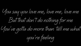 rihanna your love lyrics