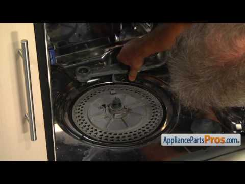Dishwasher Filter Assembly (part #8193918) - How To Replace