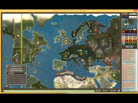 Axis Strategy - Round 1