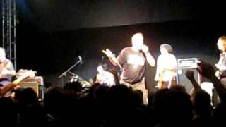 Jello Biafra (Dead Kennedys) - lets lynch the landlord - Academy Islington London 8/9/09