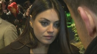 Mila Kunis interview at Oz The Great and Powerful London premiere