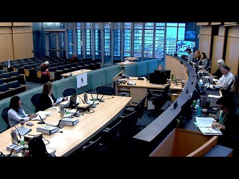 Seattle City Council Select Budget Committee 10/22/19