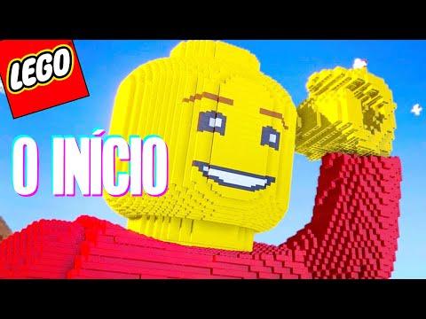 LEGO Worlds PT BR #21 - O JOGO LANÇOU E TÁ INCRÍVEL !!! (DUBLADO em PORTUGUÊS)