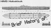 The Strange Files: Project Habakkuk ICE SHIP! - YouTube