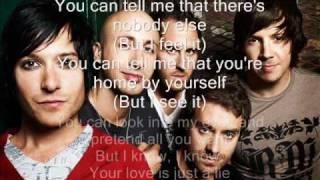 simple plan your love is a lie lyrics Mp3