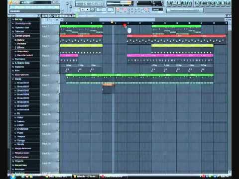 Me messing around with FL studio 10