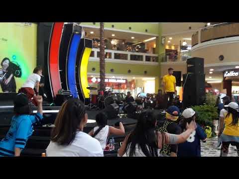 Dance fitness competition  E -Walk Balikpapan - Rahma