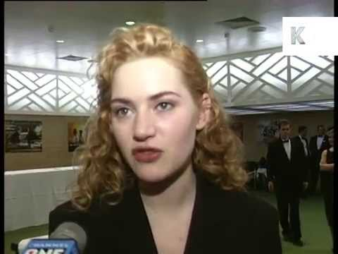 1990s Young Kate Winslet Interview - YouTube Kate Winslet Dicaprio