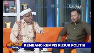 Rekonsiliasi Jokowi dan Prabowo Tertunda karena Ada Kriminalisasi?