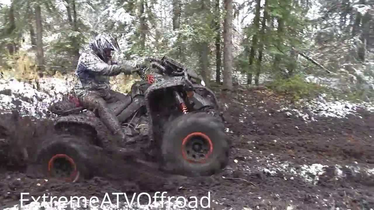 Off Road Atv >> Skegtober With Ostacruiser Extreme Atv Offroad Youtube