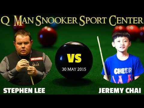 Stephen Lee VS Jeremy Chai