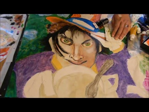 "Mad Hatter Video --Mark Muir's ""Through The Looking Glass""  Art Crawl"