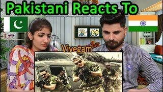 Pakistani Reacts To Vivegam Movie Official Trailer | Ajith Kumar | Siva | Anirudh Ravichander