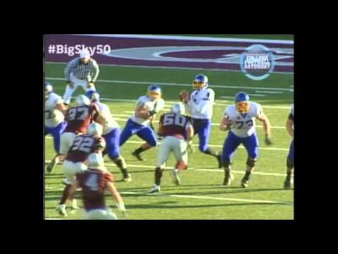 #38 - Montana's Mariani Sparks a Miracle | Big Sky 50 Greatest Moments
