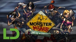 Monster Madness PC Review (2007)