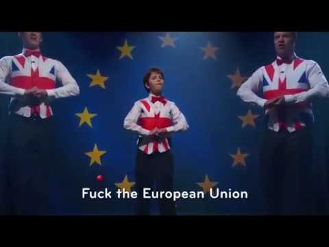 """Fuck You EU"" Song (from Last Week Tonight with John Oliver)"