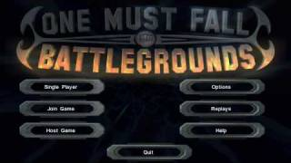 One Must Fall: Battlegrounds - Jaguar [Watch in HD]  =)