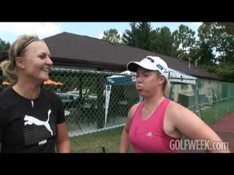 Women's (tennis) Open: Anna Nordqvist vs. Brittany Lincicome
