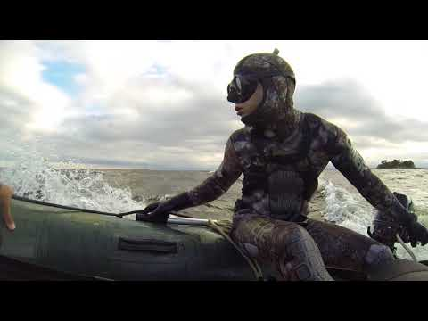 Smells Like Rubber Ep. 1 - Baltic Sea Spearfishing Scouting