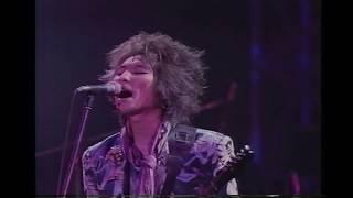 60fps化しました SLIDERS ON eZ TVより 1988年5月1日横浜文化体育館.