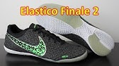 new product 53749 898c8 Nike FC247 Lunargato 2 Atomic Orange Gamma Blue - Unboxing + On Feet ...