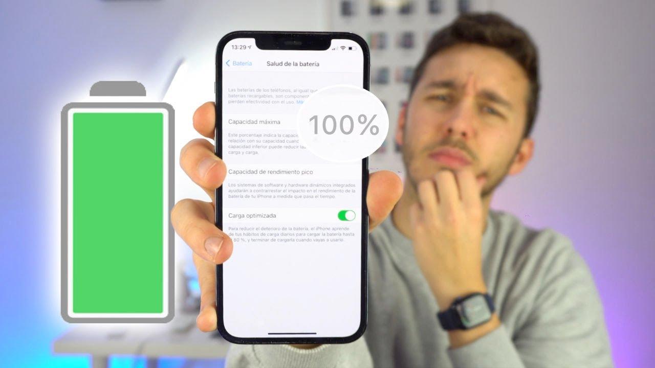 100% de SALUD DE BATERÍA en iPhone, TODA LA VERDAD 🔋