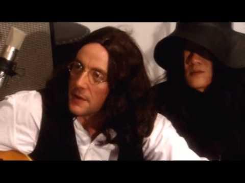 "Beatles parody from ""Peter Serafinowicz Show"""