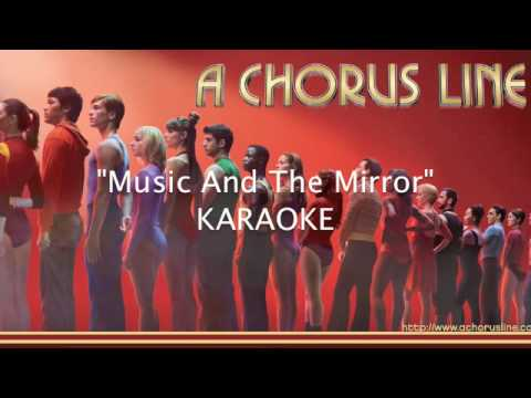 Music And The Mirror Instrumental/Karaoke