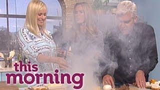The Smoking Gun  This Morning