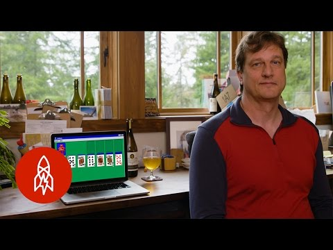 Meet the Intern Who Wrote Solitaire for Microsoft