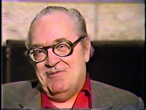 Forrest J.Ackerman Interview - KMOX-TV 1983